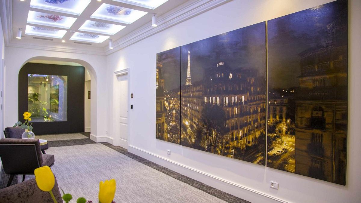 Elizabeth Unique Corridor Fashionela