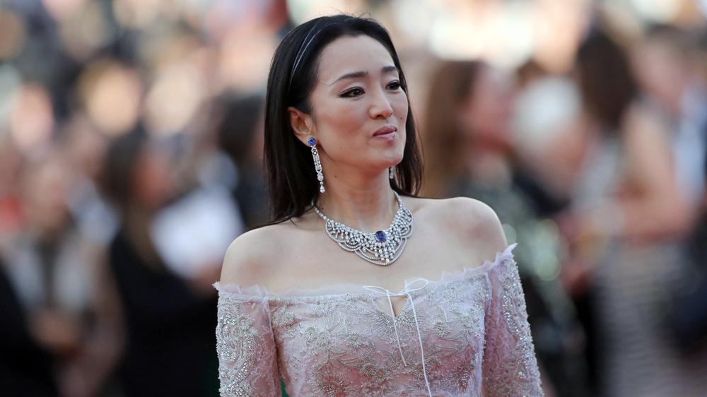 Gong Li Cannes Kering Fashionela