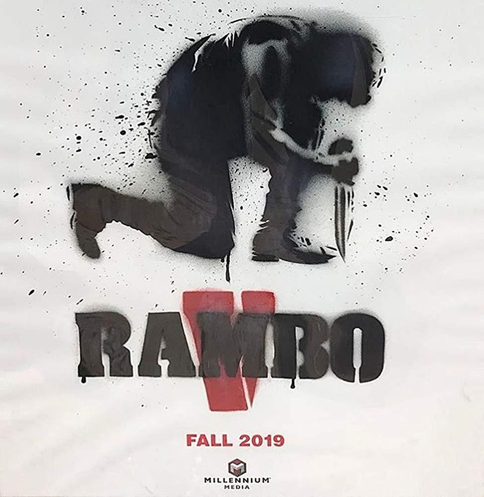 Poster Rambo V Cannes Fashionela