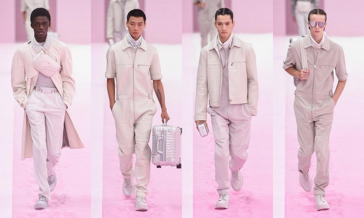 Dior Homme SS20 Fashionela