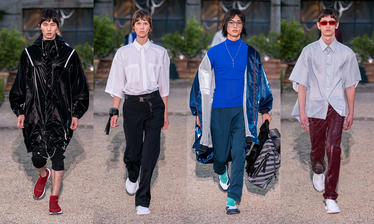 Givenchy SS20 Menswear Fashionela
