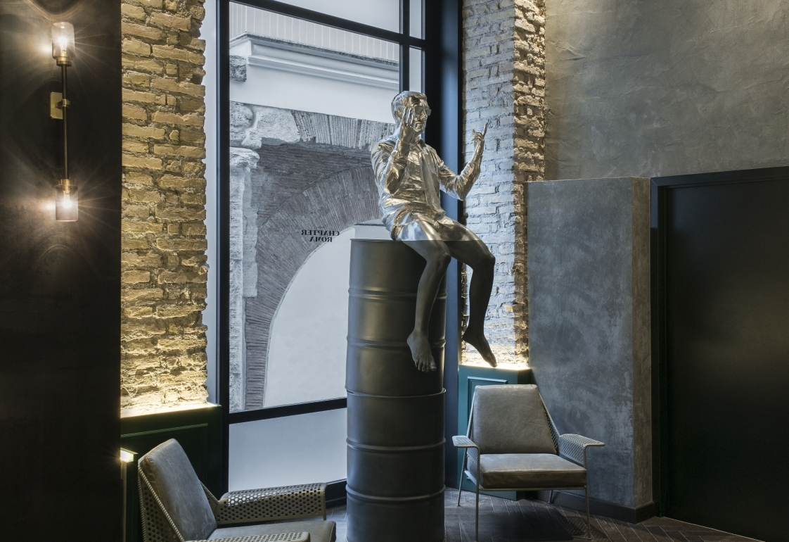 Hotel_Chapter_Roma_Sculpture
