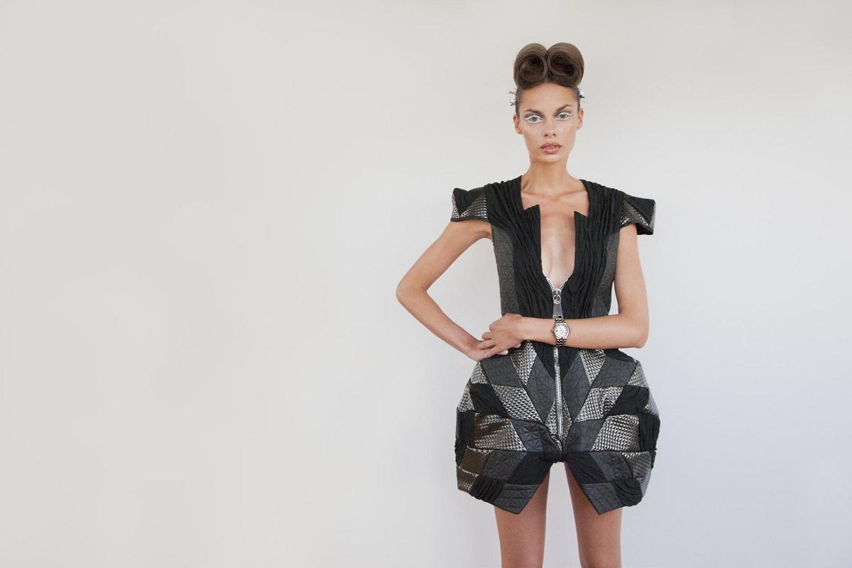 Adeline Ziliox Maurice Lacroix Fashionela