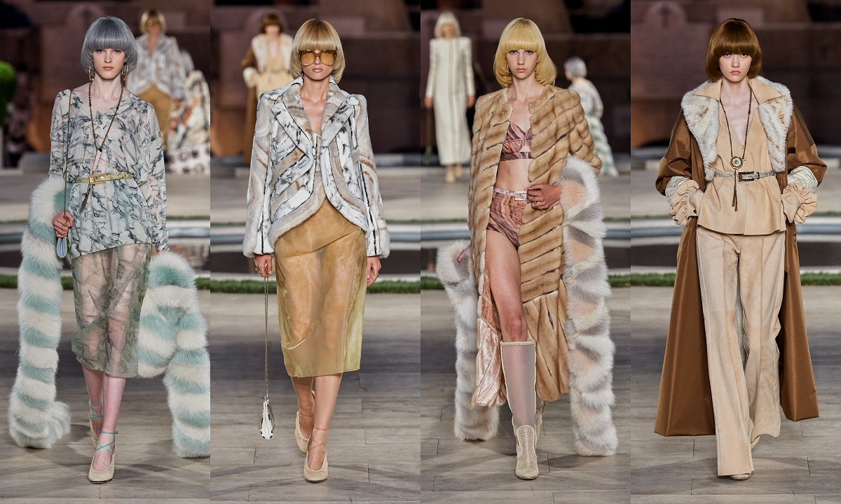 Fendi Couture 2020 Fashionela