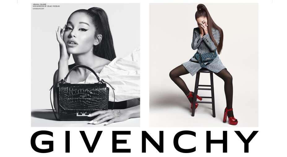 Givenchy Ariana Grande Fashionela