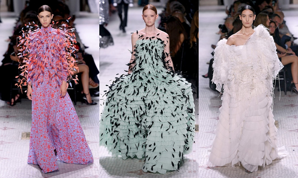 Givenchy Couture 2020 Fashionela