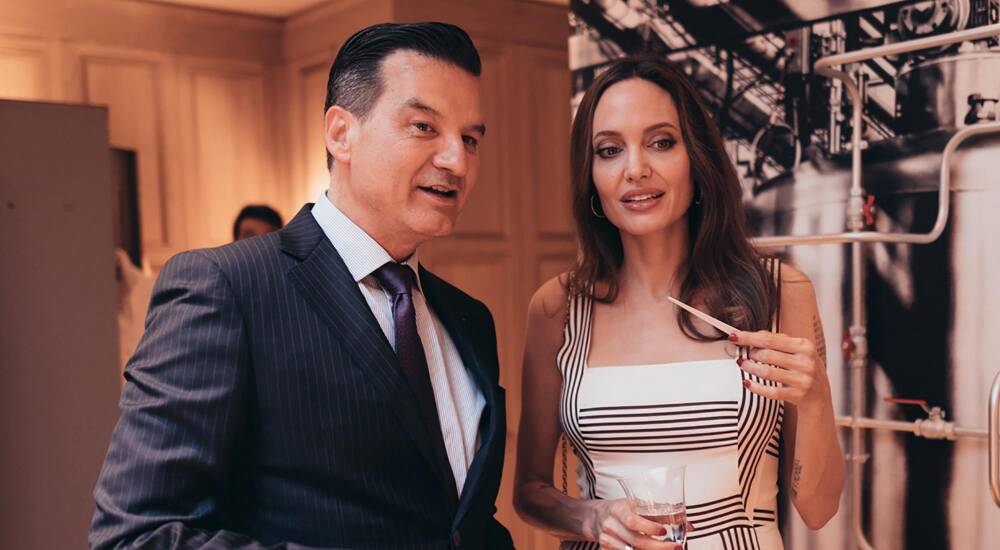 Guerlain Angelina Jolie Fashionela