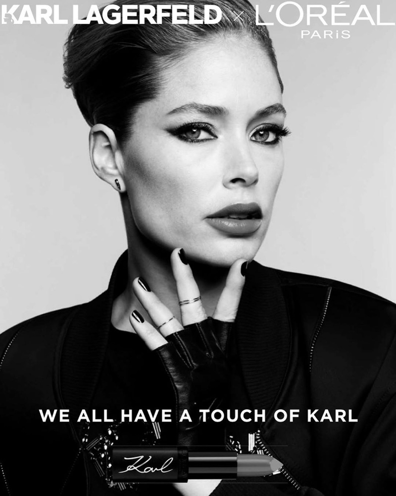 LOreal_Karl-Lagerfeld_Fashionela (1)