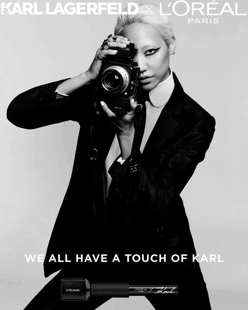 LOreal_Karl-Lagerfeld_Fashionela (2)