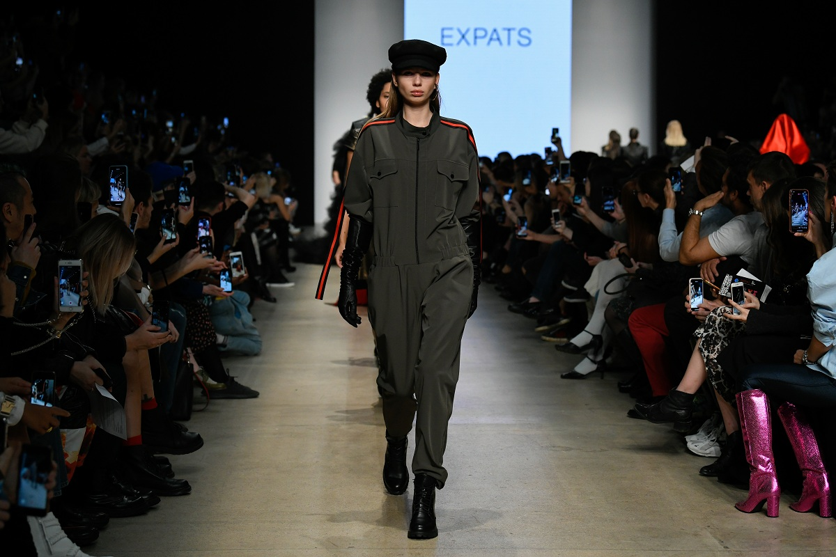EXPATS COLLECTIVE - Mercedes Benz Fashion Week Russia 2019 - October 2019