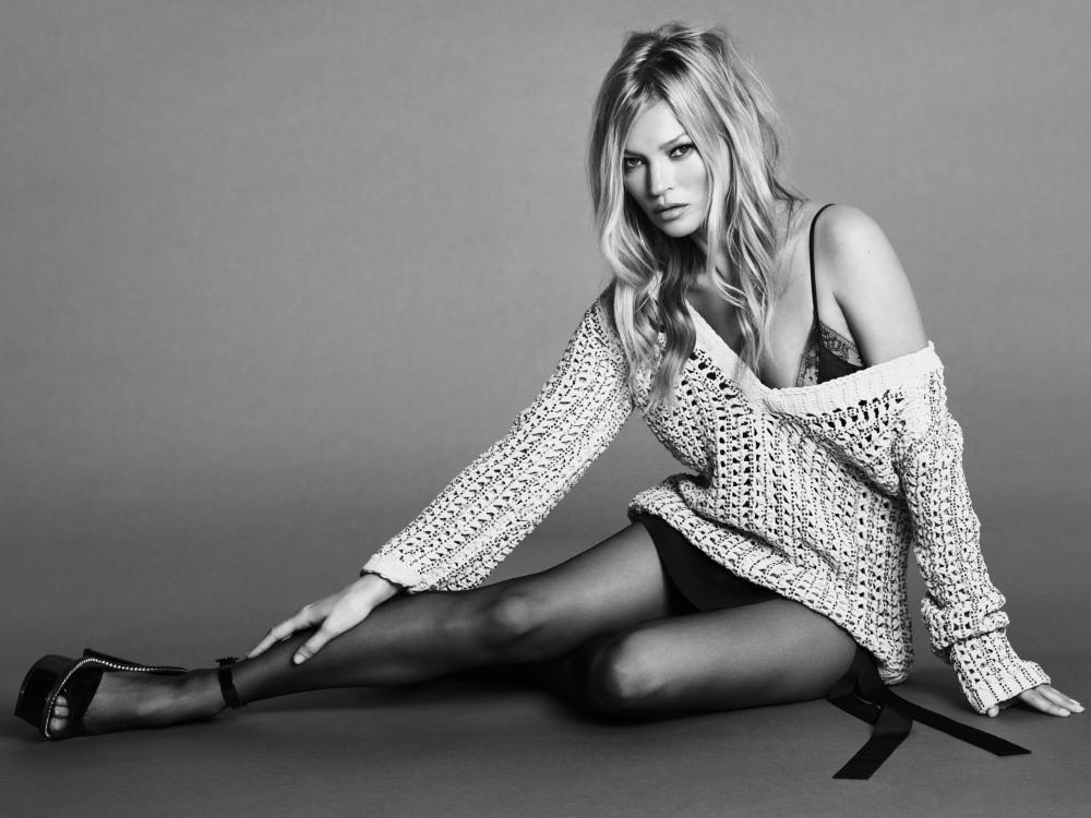 Kate Moss Ermanno Scervino SS2020 Fashionela