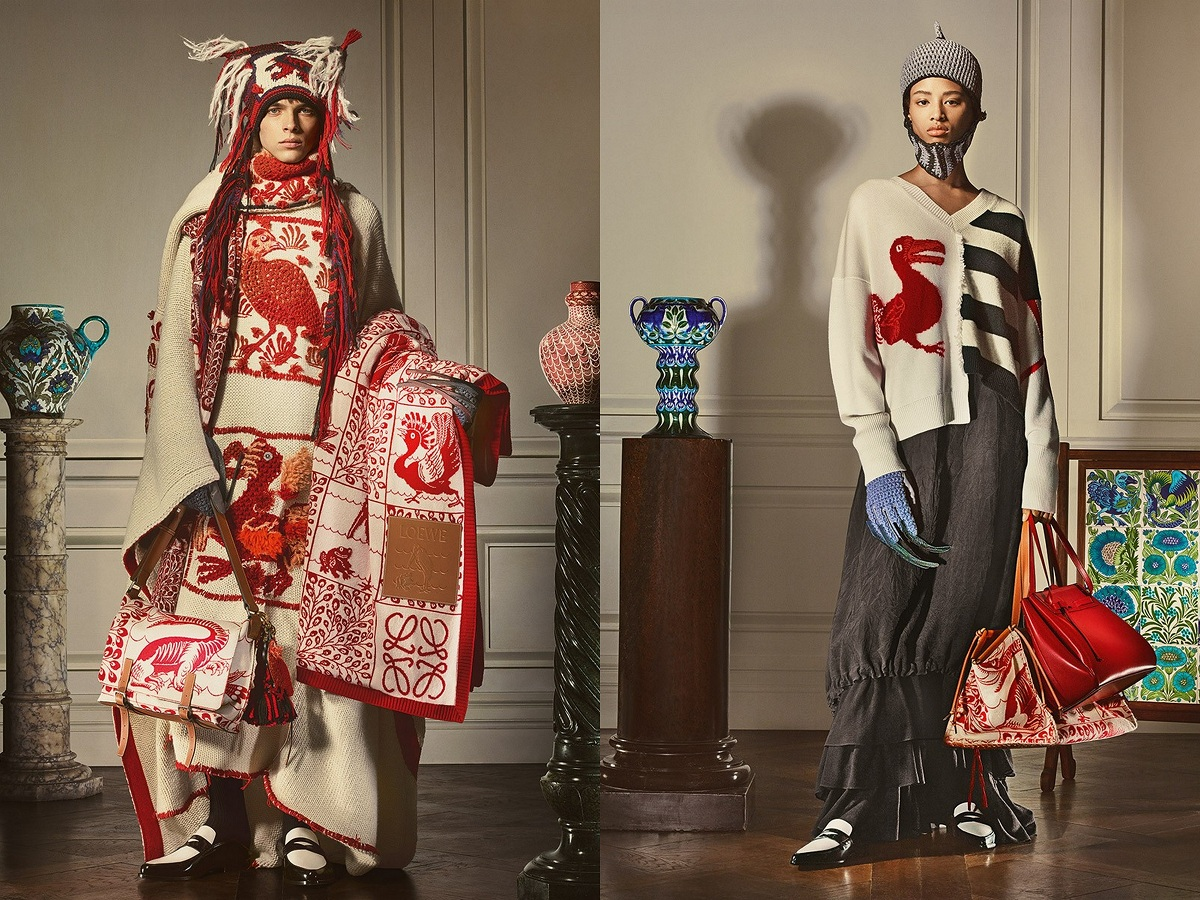 Loewe-William-de-Morgan-collection_Fashionela