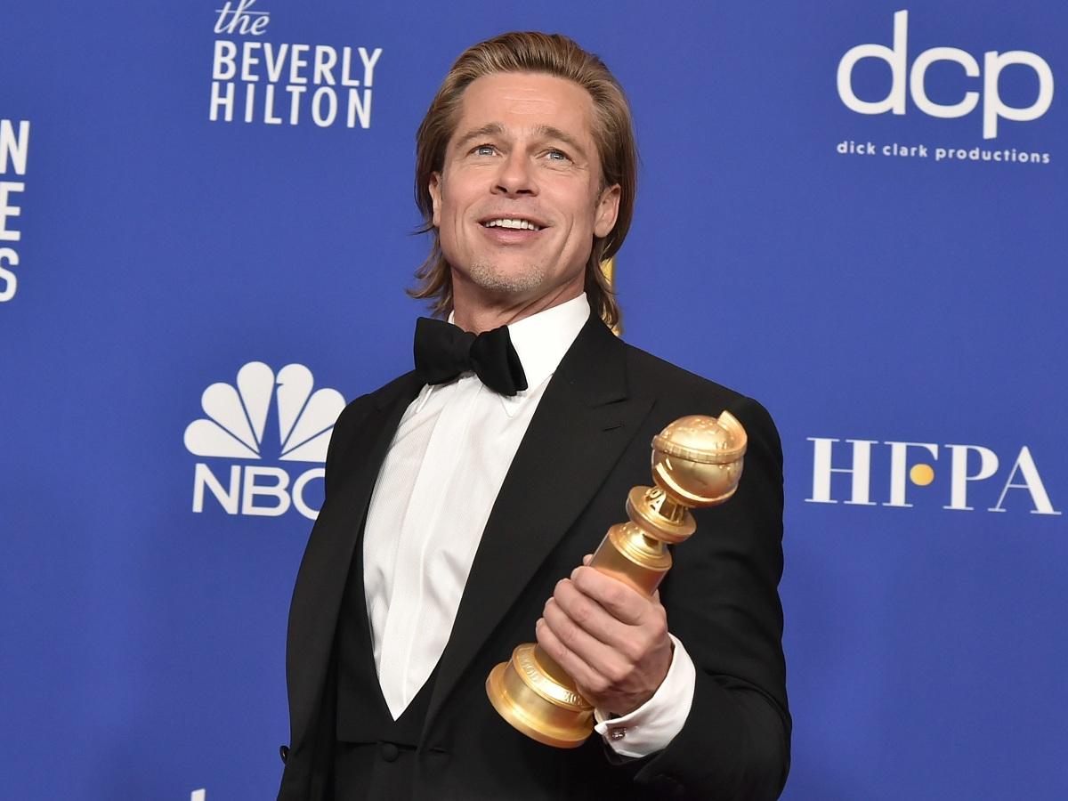 Brad Pitt_Golden_Globe_Fashionela