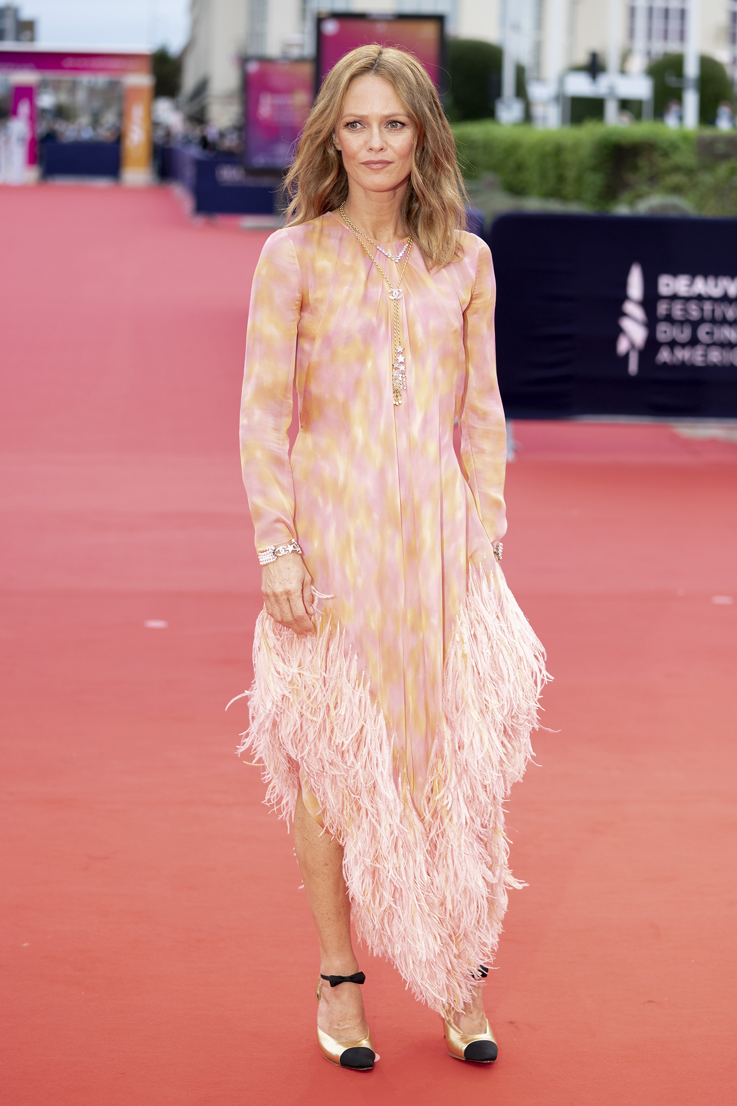 46th Deauville American Film Festival : Opening Ceremony