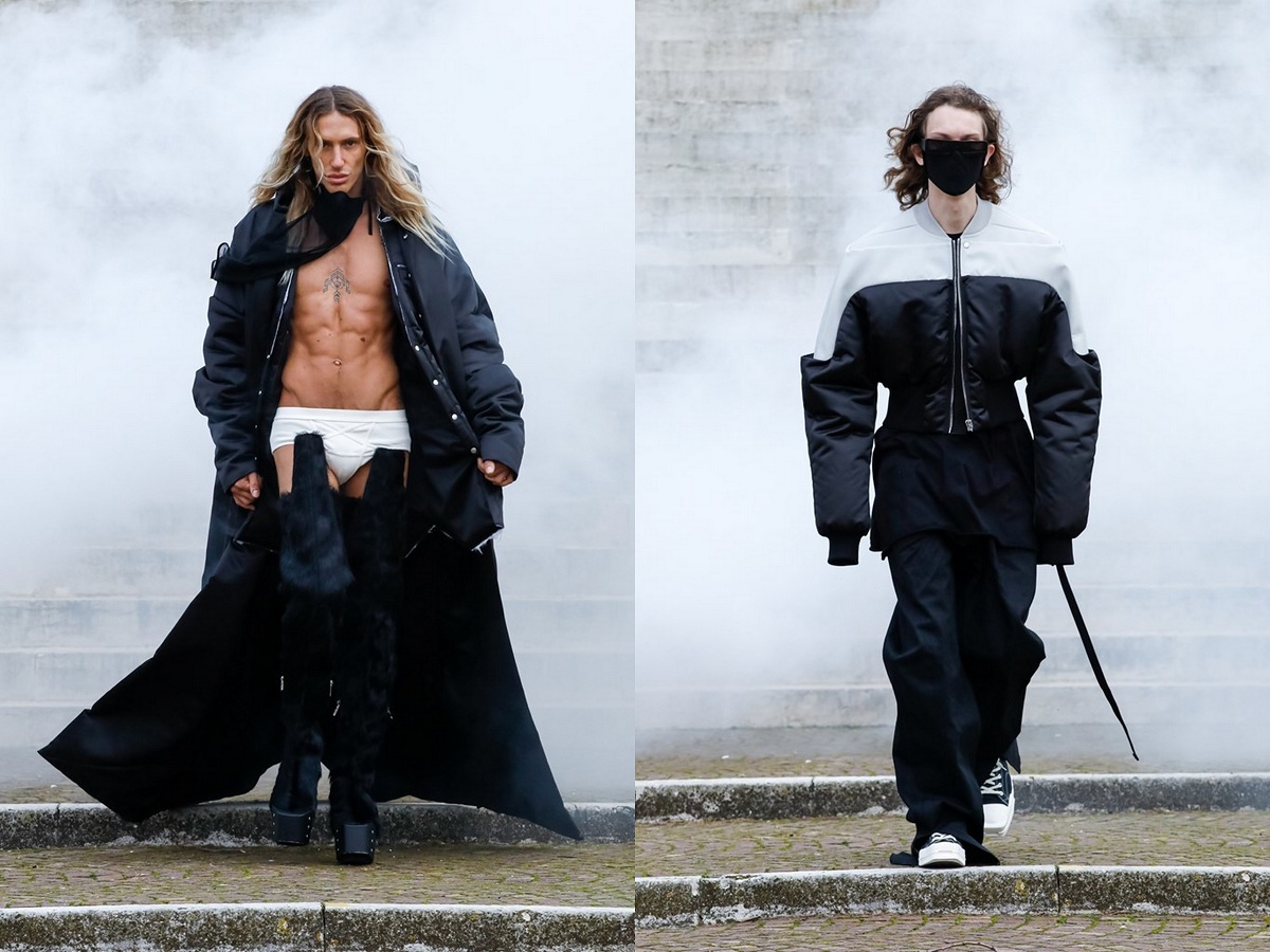 Rick Owens_Fall21_Fashionela
