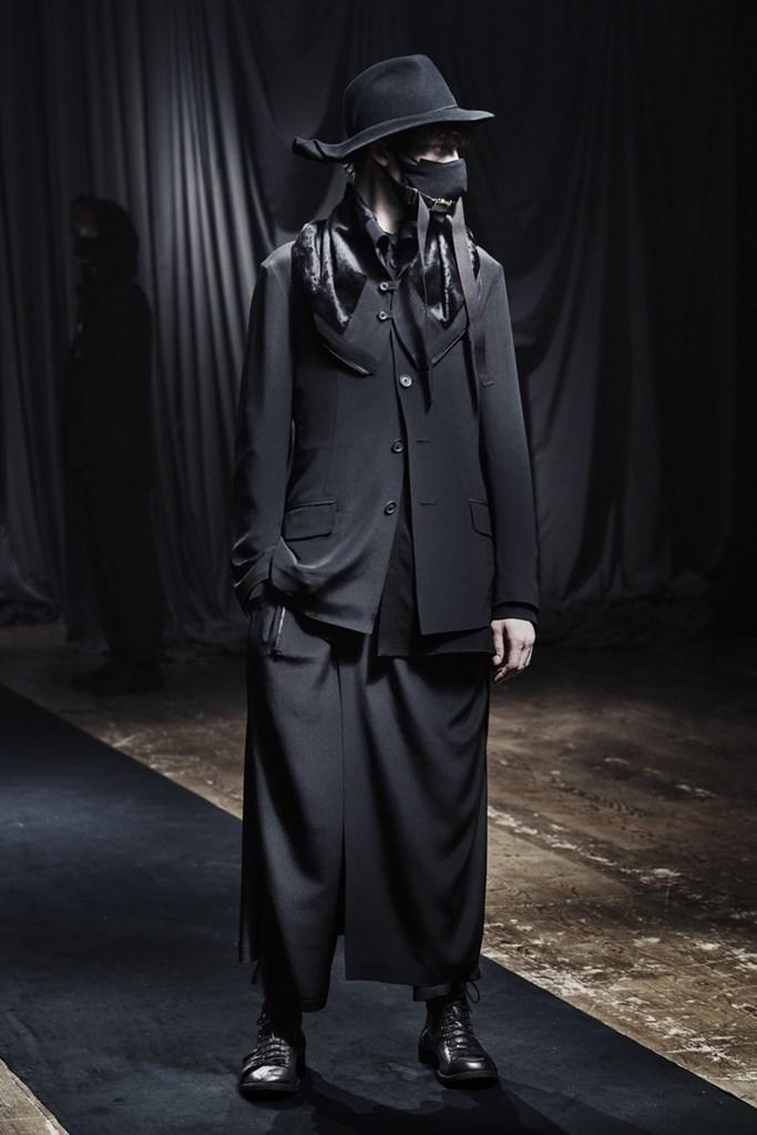 Yohji Yamamoto_Fall2021_Fashionela (13)