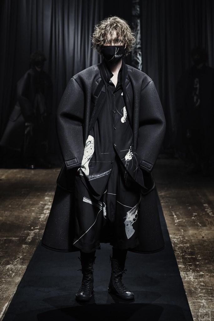 Yohji Yamamoto_Fall2021_Fashionela (3)