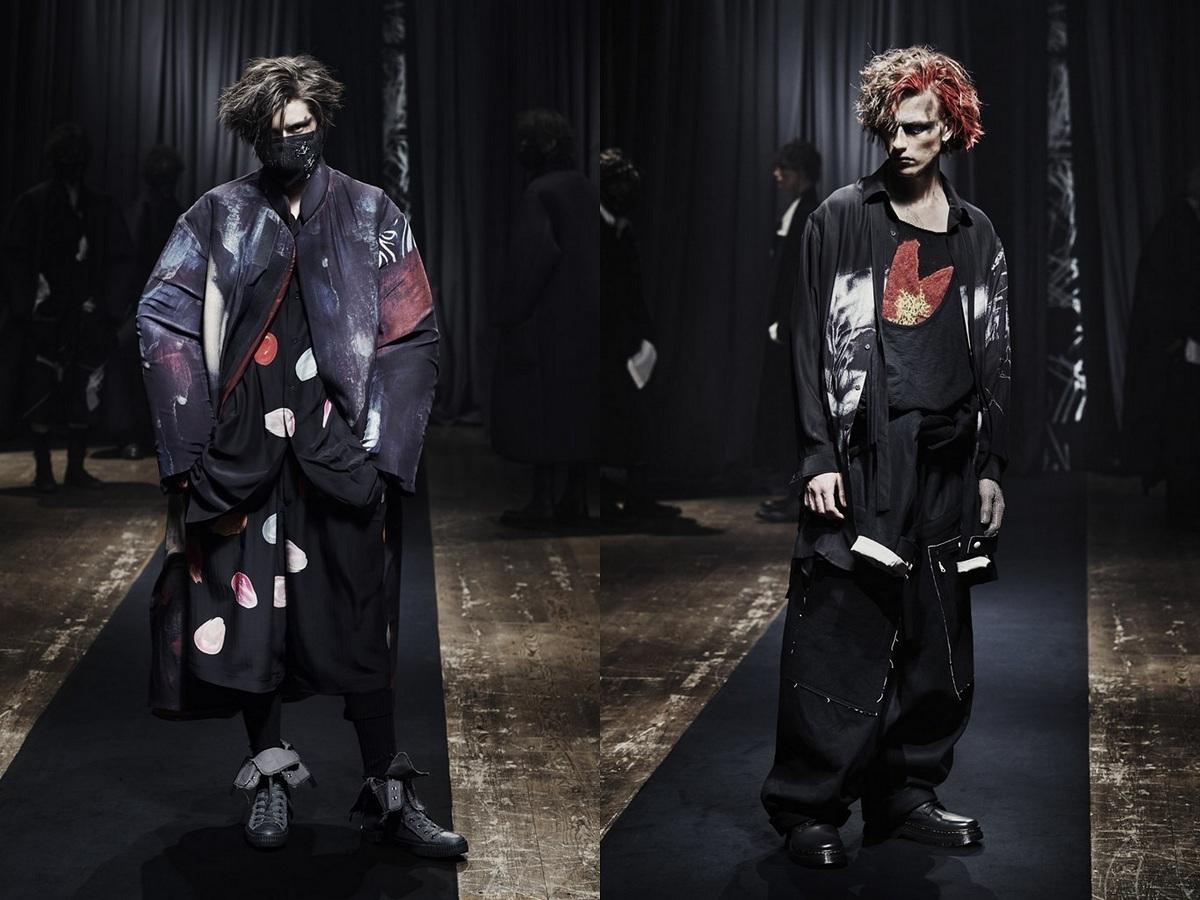 Yohji Yamamoto_Fall2021_Fashionela