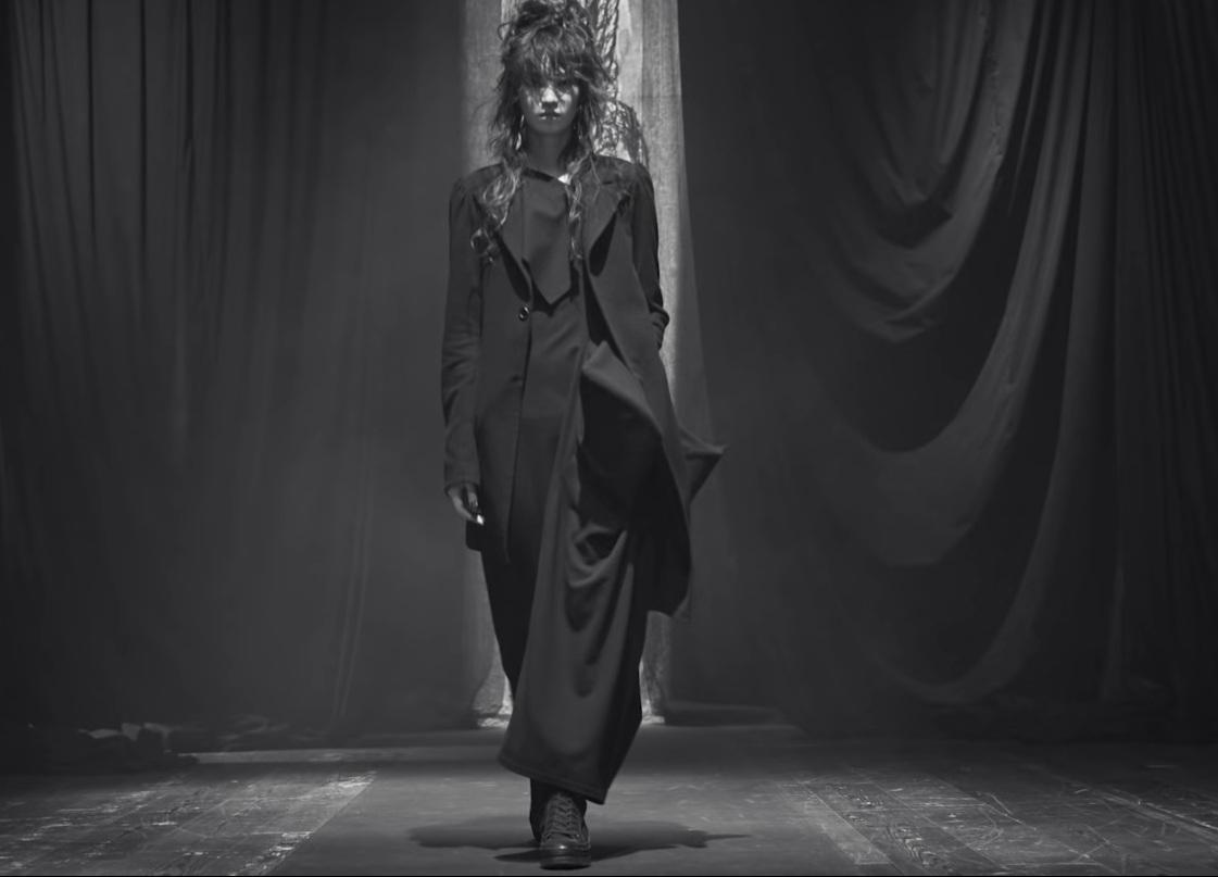 Yohji_Yamamoto_Fall2021_Fashionela