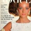 Marisa Berenson na naslovnici Vogue Paris 1969.