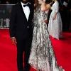 Chiwetel Ejiofor i Sari Mercer