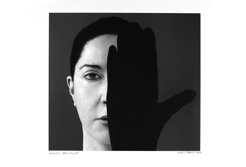 Light/Dark, 2006 © Marina Abramovic, Courtesy Galerie Krinzinger, Vienna; Marina Abramovic *1946 in Belgrade; Lives in New York www.marinaabramovicinstitute.org