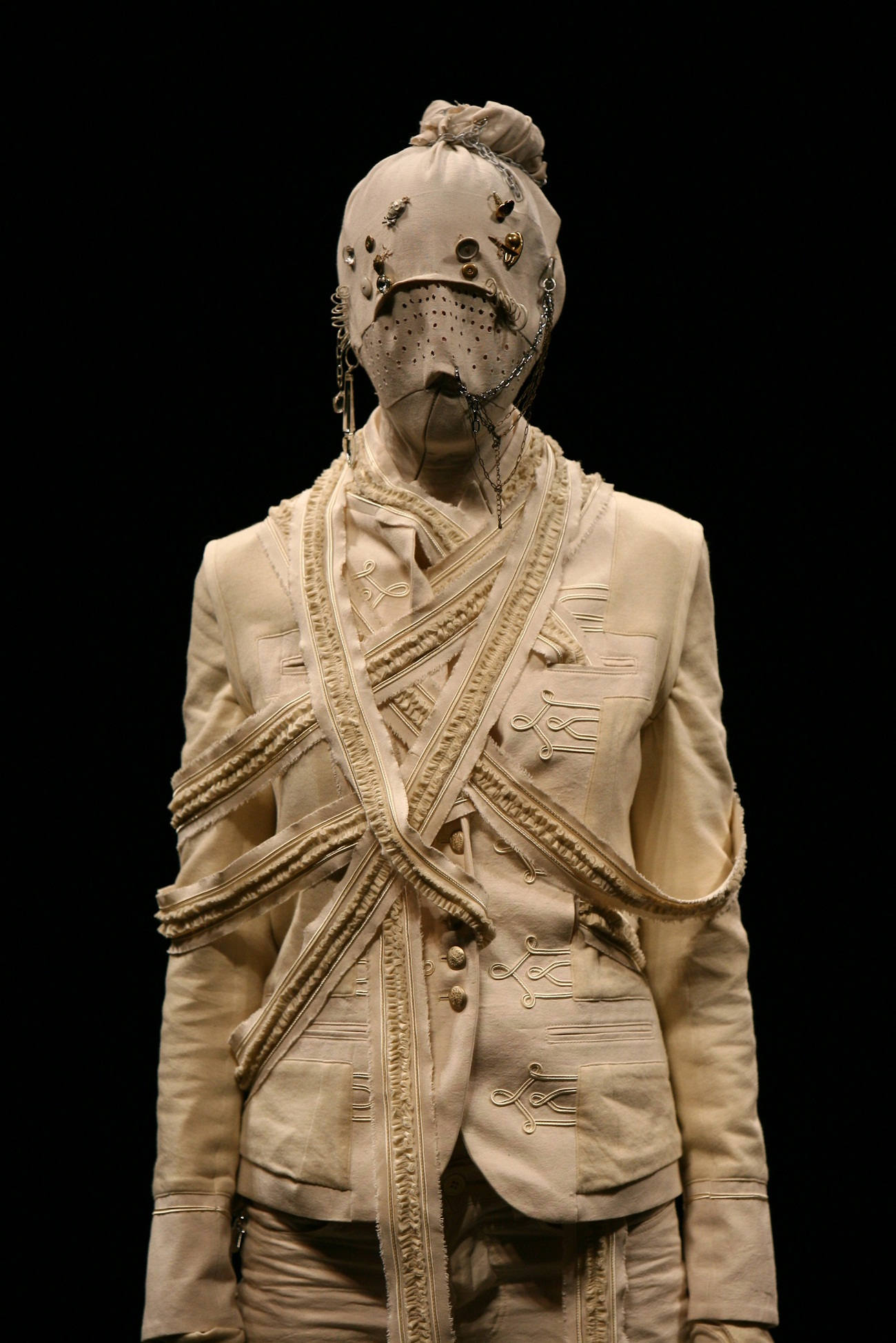 UNDERCOVER    Info:   Jun Takahashi for UNDERCOVER (JP) founded in 1994 in Tokio  www.undercoverism.com