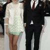 Pete Doherty and Lily Cole u Simone Rocha haljini