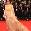 Solange je sve iznenadila Stéphane Rolland haljinom boje peska