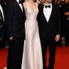 Ekipa filma Veliki Getsbi, Carey nosi Dior haljinu