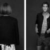 Chanel i mala crna jakna