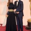 Hannah Bagshawe i Eddie Redmayne u Alexander McQueenu