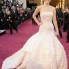 Jennifer Lawrence u kreaciji Christian Dior