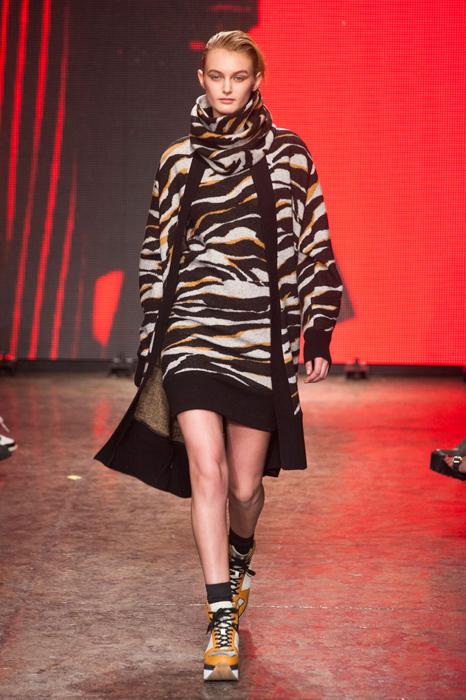 DKNY kolekcija za jesen/zimu 2014.