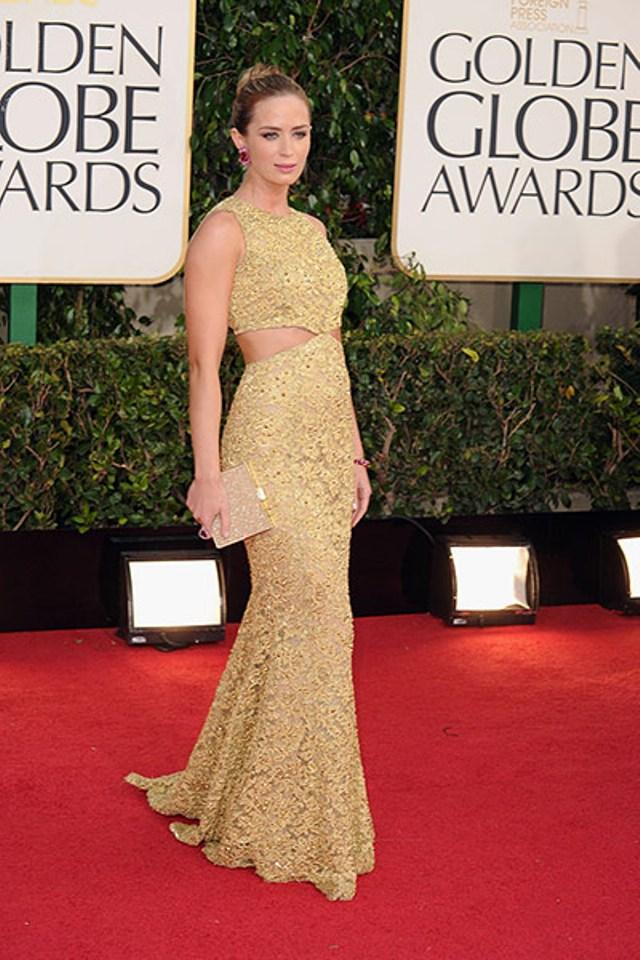 Emily Blunt u Michael Kors haljini