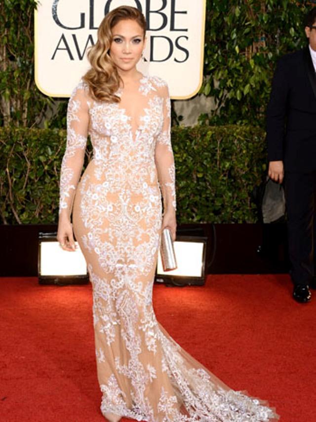 Jennifer Lopez u  Zuhair Murad