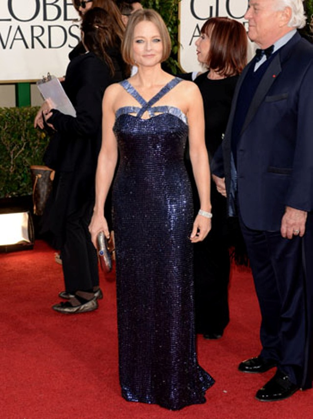 Jodie Foster u Giorgio Armani haljini