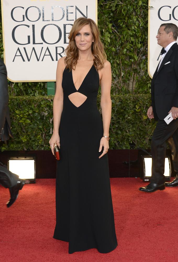 Kristen Wiig u Michael Kors haljini
