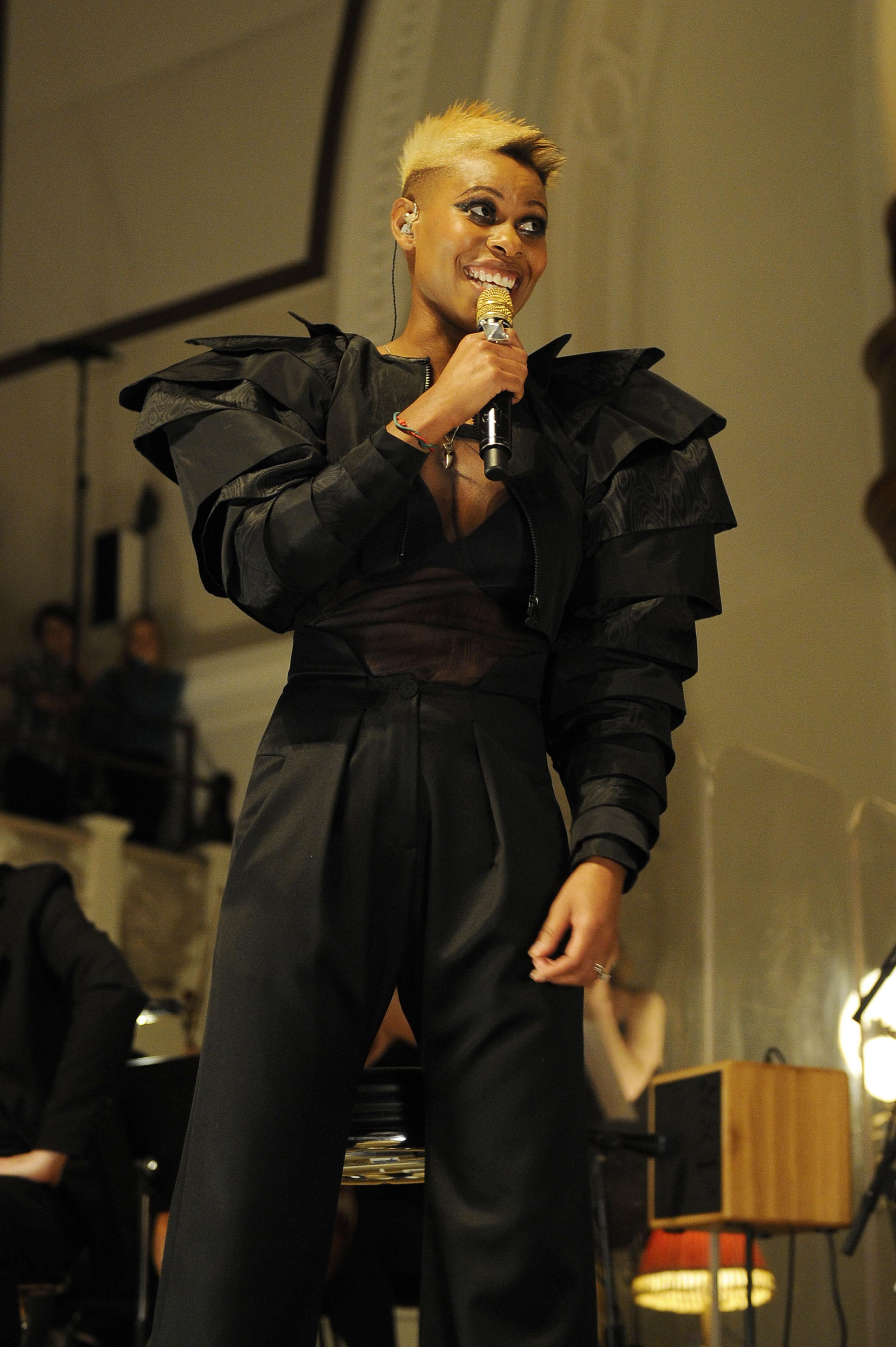 Skunk Anansie live, Ivana Pilja outfit