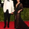 Jay Z i Beyonce u Givenchy Haute Couture by Riccardo Tisci haljini