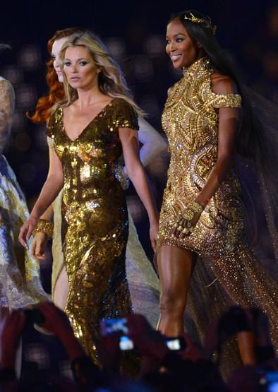 Modeli tokom Ceremonije