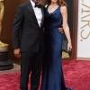 Chiwetel Ejiofor i Sari Mercer koja je nosila haljinu Suzanne Neville