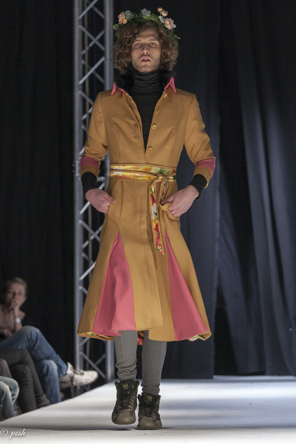 "Ricardo Ramos ""Winter Garden"" A/W 2013  Berlin Fashion Week; Photo credit: Rafael Poschmann"