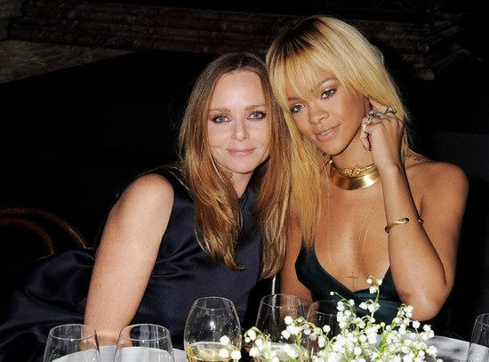 Stella McCartney i Rihanna
