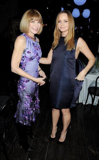 Anna Wintour i Stella McCartney