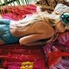 Anja Rubik za britanski Vogue