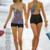 Linda Evangelista i Christy Turlington za Vogue 1991
