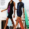 Teen Vogue -  Chanel Iman i Jourdan Dunn, fotografija Patrick Demarchelier,  Novembar 2009