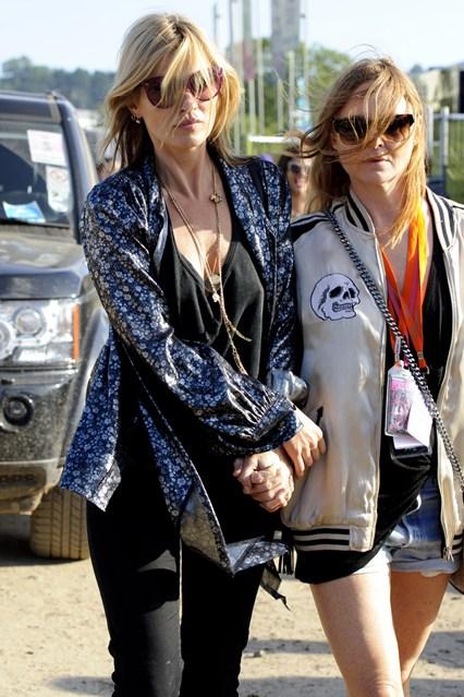 Kate Moss i Stella McCartney